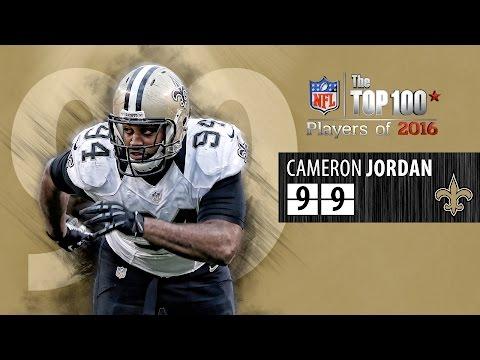 #99: Cameron Jordan (DE, Saints)   Top 100 NFL Players of 2016