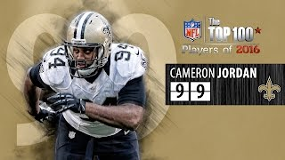 #99: Cameron Jordan (DE, Saints) | Top 100 NFL Players of 2016