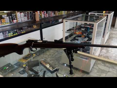 Repeat Cz 457 Training Rifle 22lr Presentation by Armurerie
