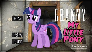 Granny is My Little Pony
