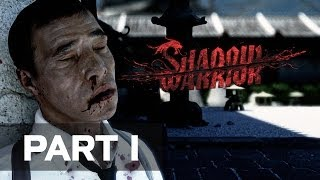 Shadow Warrior 2013 - Part 1 - Walkthrough [1080p HD] - No Commentary