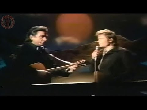 Johnny Cash And Michael Parks - Oklahoma Hills