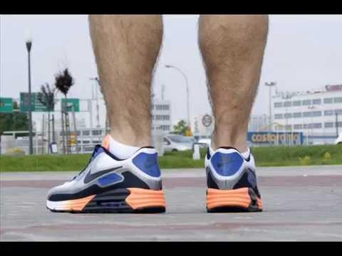promo code d2ab4 ec18e Nike Air Max Lunar 90 C3.0 Dark Obsidian Game Royal - Butyjana.pl - YouTube