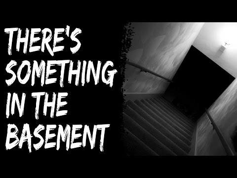 Down in the Library Basement - Scary Stories