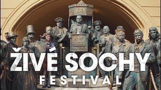 Festival Živé sochy - Spišská Nová Ves