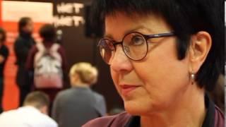 Partner Guldäpplet 2012, Eva-Lis Sirén Ordförande Lärarförbundet