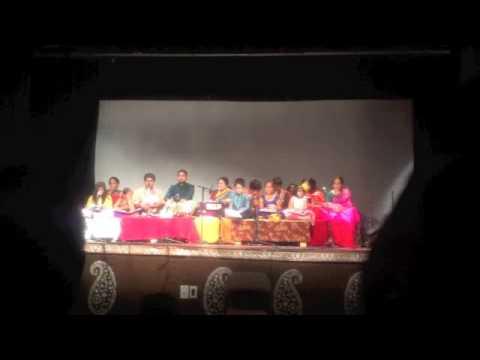 Indian Classical Music Recital In DurgaBari Houston