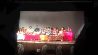 Indian Classical Music Recital In DurgaBari Houston