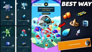 How to get all evolution items in Pokemon go | Guaranteed way to get special items & evolution stone