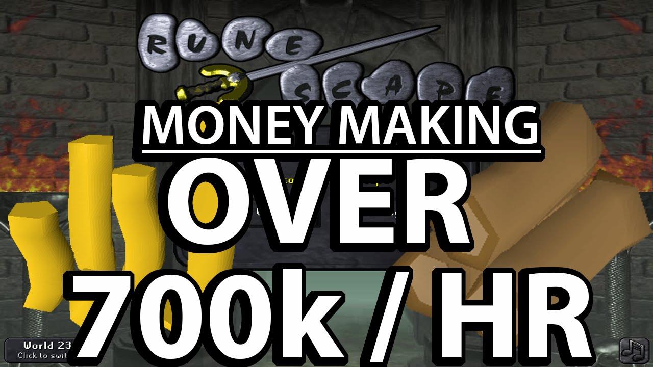 old school runescape money guide
