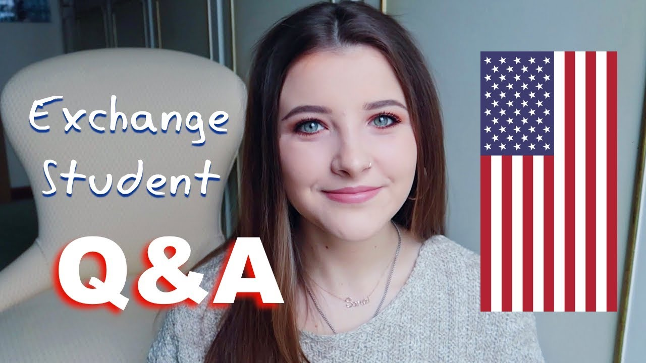 EXCHANGE STUDENT Q&A // answering your questions