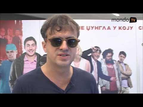Sergej Trifunović nabacio crnogorski naglasak!