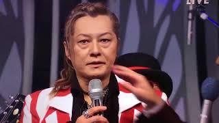 米米CLUB石井竜也さんが生放送で今最も危ないものまねを 披露