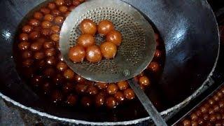 Gulab Juman Recipe | Rasgulla | How to Make Barfi and Sweets | Diwali sweet recipes