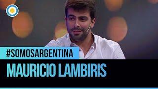 Mauricio Lambiris en #SomosArgentina