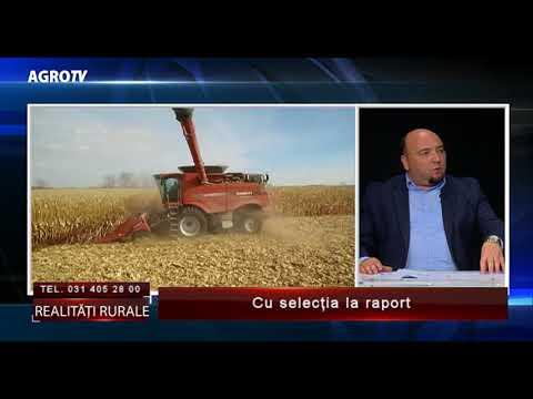 AGRO TV: Realități Rurale - partea a II-a (30.10.2017)