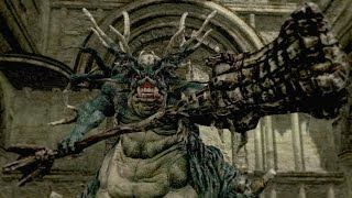 the no asylum demon let s play dark souls episode 2 ign plays