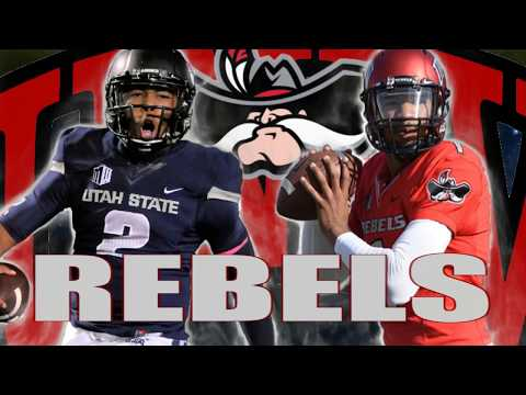 UNLV Rebels vs Utah State Aggies