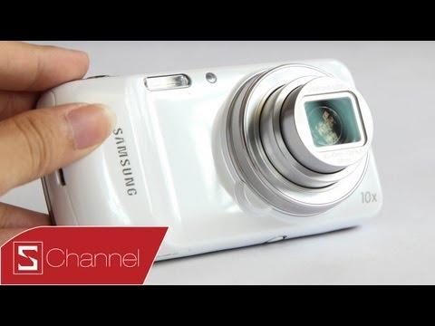 Schannel - Đánh giá chi tiết phần mềm, khả năng chụp hình ...Galaxy S4 Zoom - CellphoneS