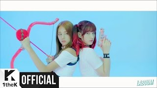 [MV] LABOUM(라붐) _ Shooting Love(푱푱)