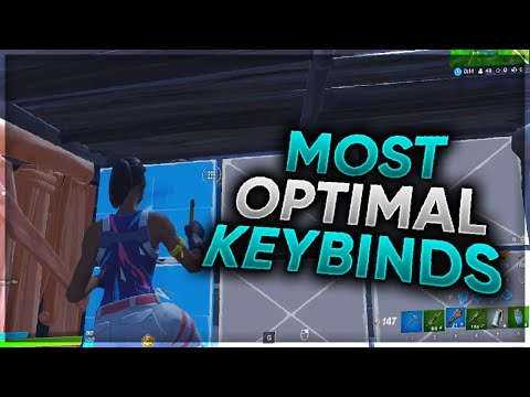 These Are The Most *OPTIMAL* Keybinds For Fortnite In 2019/2020