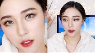 ♥Tom Ford Golden Mink玫瑰金深邃眼妆♥ Golden Rose Eye Makeup[仇仇-qiuqiu]