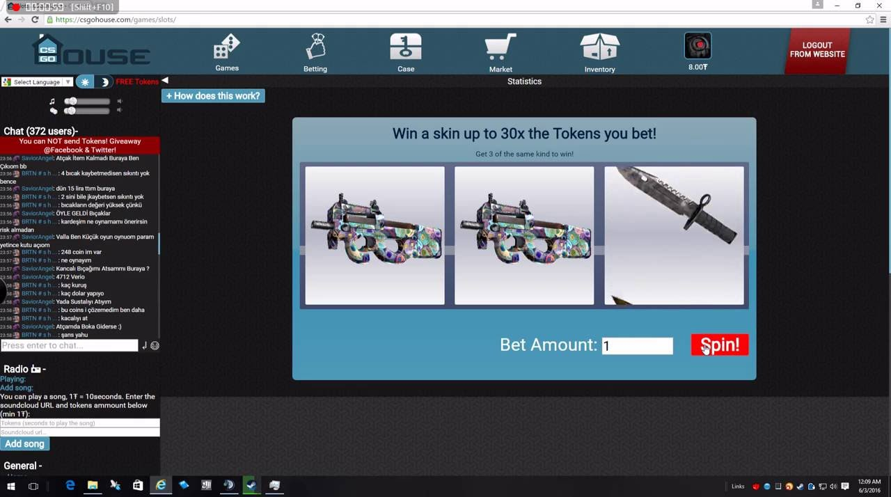 Csgo house betting ship captain crew dice game betting online