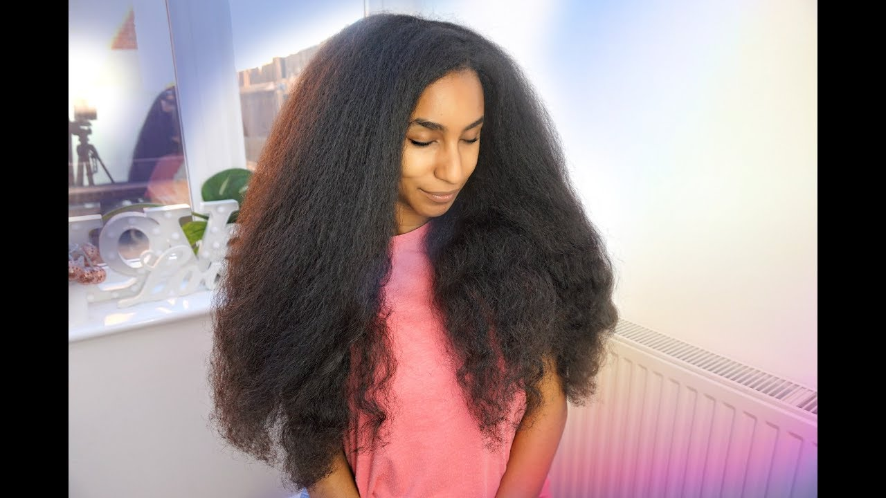 Beast Mode Hair Growth Challenge And New Product Release Youtube