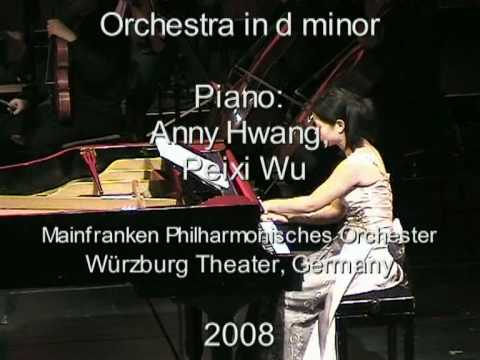 Highlight and  Presentation 2010, piano concertos,  live recorded