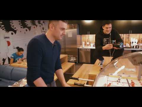 Bubble Hockey With GaryVee