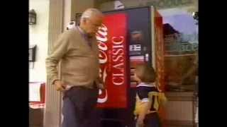 Art Carney 1980s Coke Commercial