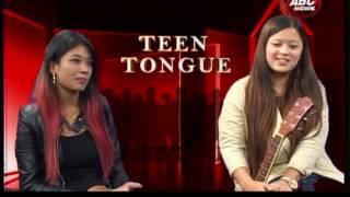 Teen Tongue with Gorkhali's Girls Gita Tamang & Susma Ghalan