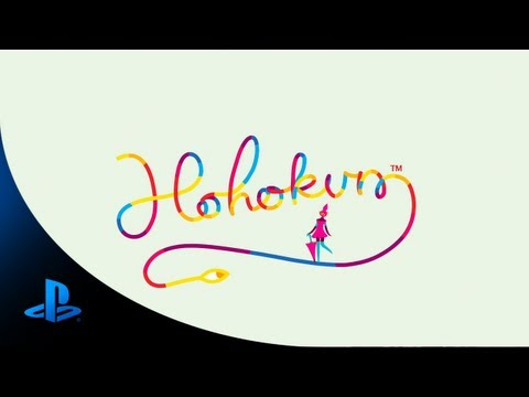 Hohokum E3 Trailer (PS4) | E3 2013
