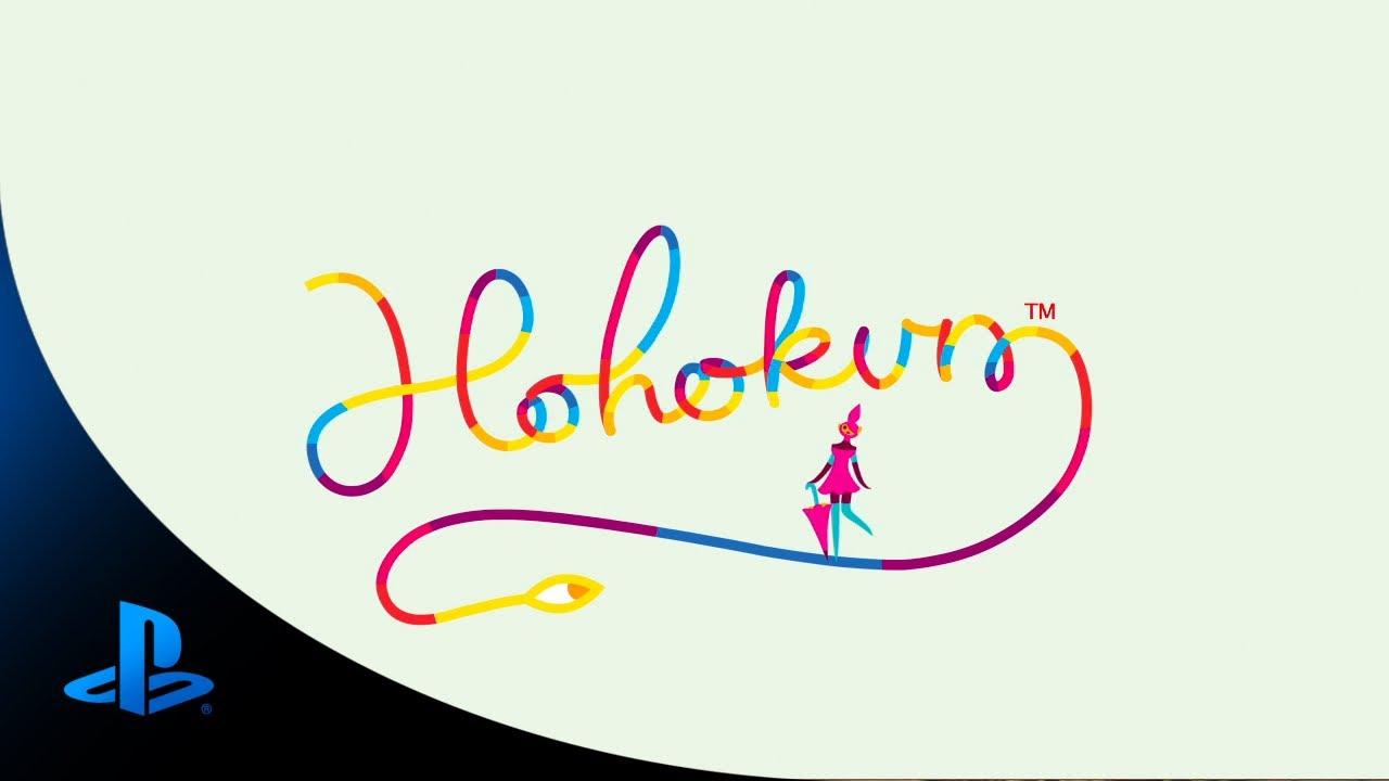 Hohokum E3 2014 Trailer