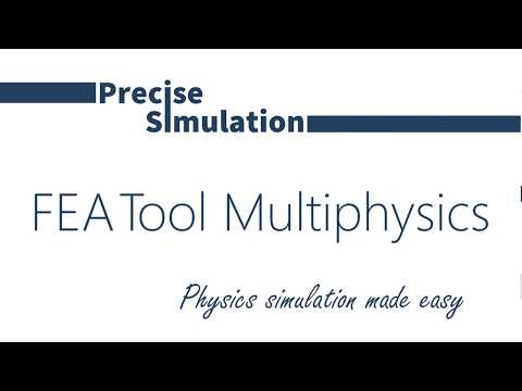 Matlab CFD - Computational Fluid Dynamics Simulation Made Easy with FEATool Multiphysics