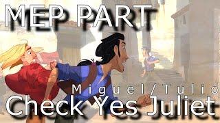 Run Baby Run    Miguel/Tulio MEP PART