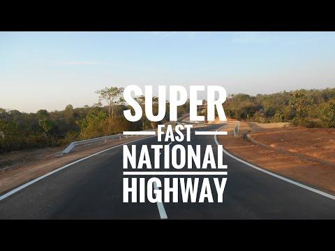 NATIONAL HIGHWAY -44 E (TURA-NONGSTOIN-SHILLONG ROAD IN MEGHALAYA)