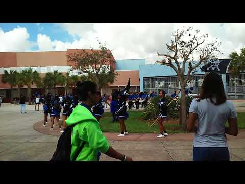 South Dade Senior High School pep rally 2017 TGIF