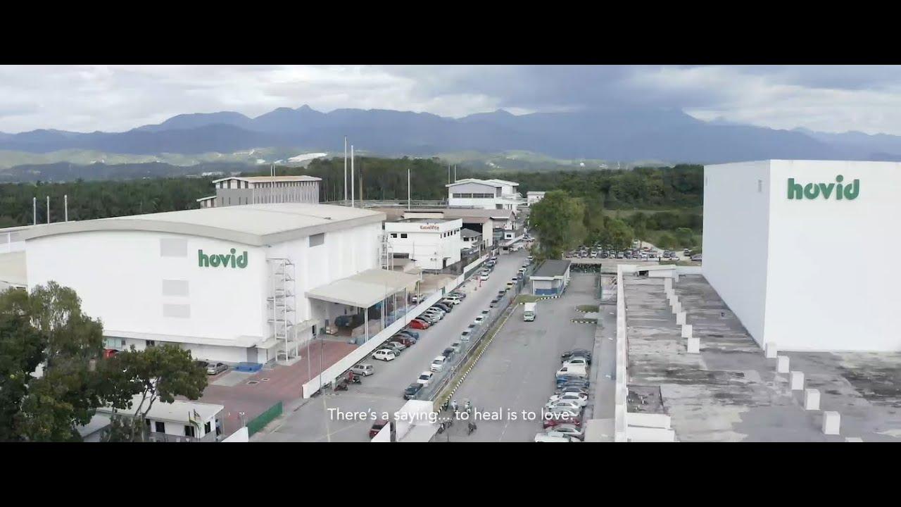 Download Hovid Berhad Corporate Video
