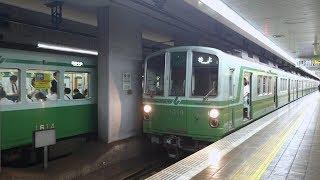 【神戸市営地下鉄の日常】2019/10/8 長田駅にて