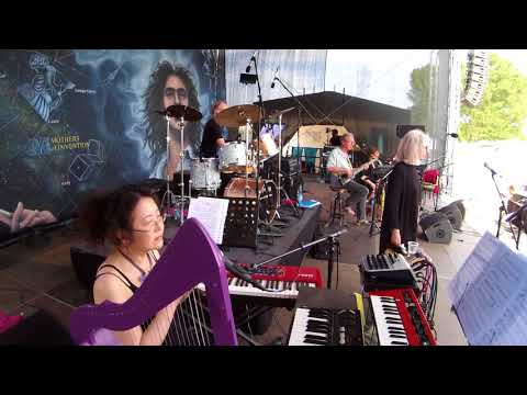 Heart of Stone (News from Babel) by Lindsay Cooper Songbook at Zappanale 2018