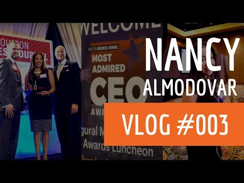 vlog-03:-most-admired-ceo-award-|-a-day-in-the-life-of-nancy-almodovar