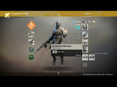 Don't Know Much About Destiny: Part 1