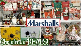 Marshalls Christmas DEALS  ON GIFT SETS AND DECOR * SHOP WITH ME 2019