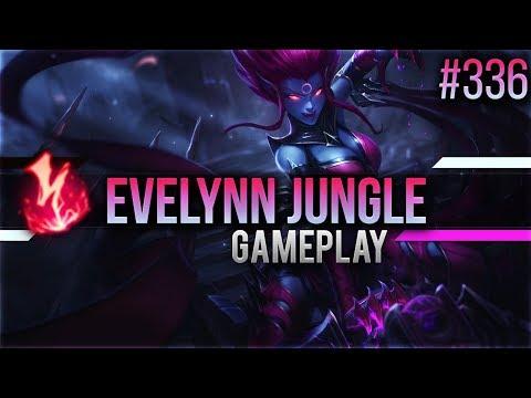 Evelynn (Jungle): Comebacks #336 [Lets Play] [League of Legends] [German / Deutsch]