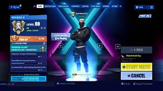 Live fortnite private session