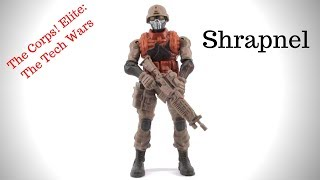 The Corps! Elite: The Tech Wars- Shrapnel v1