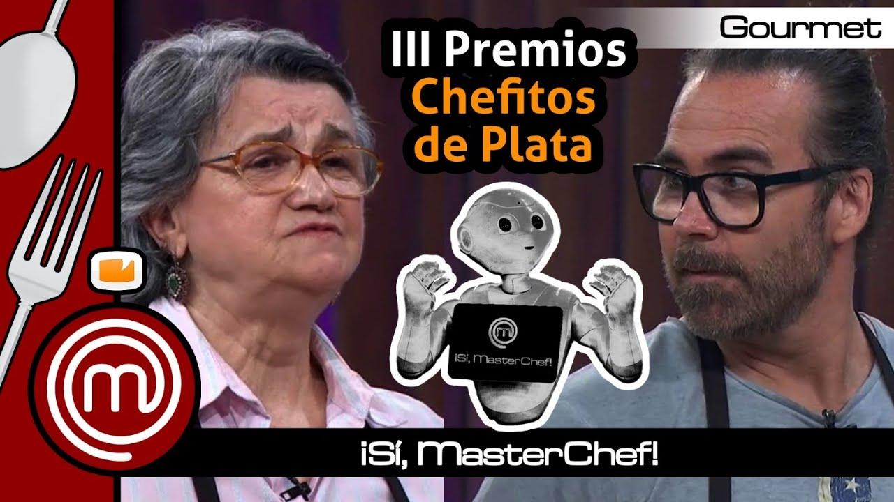 MASTERCHEF 8: III Premios Chefitos de Plata
