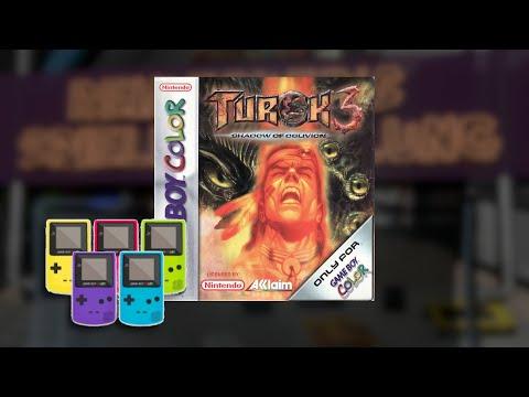 Gameplay : Turok 3 Shadow of Oblivion [Gameboy Color]