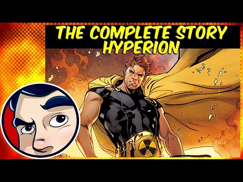 Hyperion (Marvel's Superman) - ANAD Complete Story
